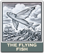 The Flying Fish Denton Logo